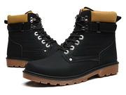 Продам стильные демисезонные ботинки темно-синего цвета из нубука.